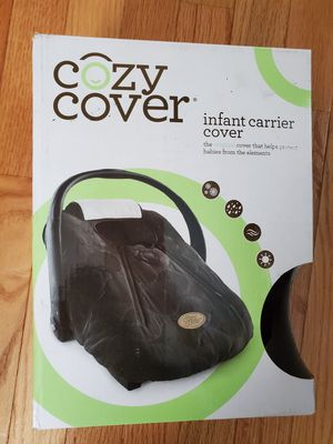 Car seat cover/ cozy cover for Sale in Nashville, TN
