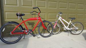 Felt cruiser & girls RoadMaster bike for Sale in Fresno, CA