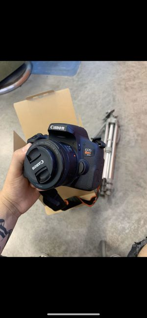 Canon T6i for Sale in Tempe, AZ