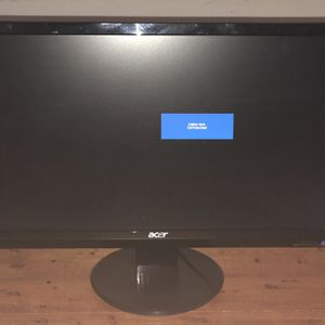 """Acer LCD Monitor 20"""" for Sale in Tempe, AZ"""