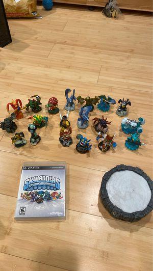 Skylanders Games+Portal+Game Pieces for Sale in Hacienda Heights, CA