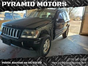 2004 Jeep Grand Cherokee for Sale in Pueblo, CO