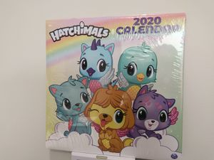 Hatchimals Calendar for Sale in San Marcos, CA