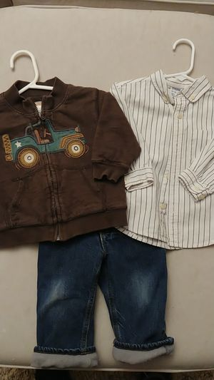 12-18 month boy clothes for Sale in Mill Creek, WA