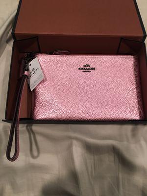 Brand New Coach Wristlet Bag! for Sale in Santa Ana, CA