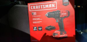 20v craftman drills for Sale in Orlando, FL