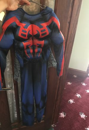 Iron spider costume for Sale in Lemont, IL