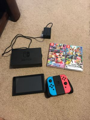 Nintendo switch still new with original boxes! Not selling single items and no trades so don't bother asking for Sale in Nashville, TN