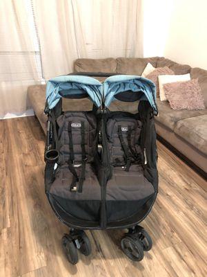 Double stroller. Excellent, comfort. for Sale in Orlando, FL