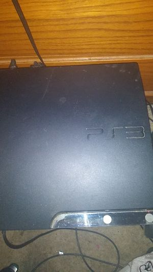 Playstation 3 with bundle of good games for Sale in Akron, OH