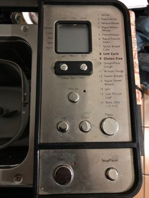 CUISINART CONVECTION BREAD MAKER CBK-200 for Sale in Los Angeles, CA