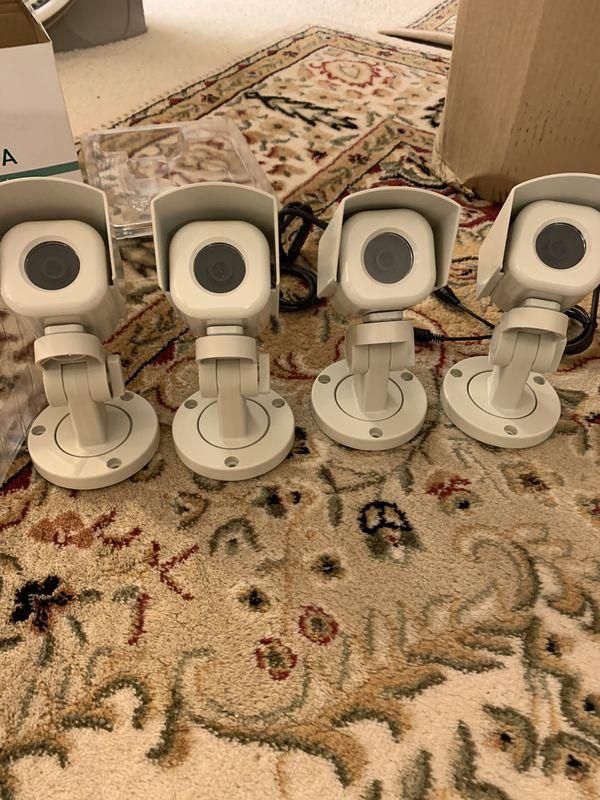 CCD Weatherproof Video Security Camera