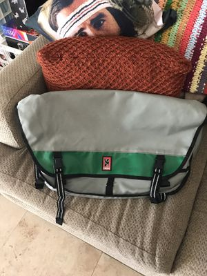 Chrome messenger bag interbike colorway for Sale in Lake Forest, CA