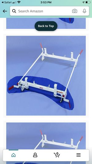Weather guard ez guard van ladder for Sale in Anaheim, CA