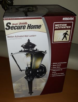 Outdoor motion activated light $32 for Sale in Buena Park, CA