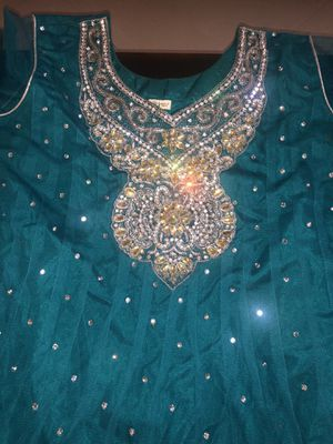 Indian Dress with Stones for Sale in Hialeah, FL