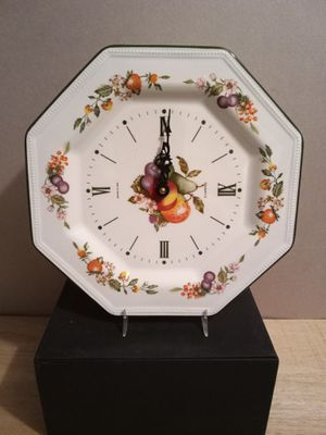 Ceramic kitchen clock for Sale in Greenbelt, MD