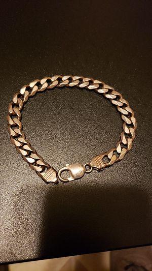 Sterling Silver bracelet for Sale in Downey, CA