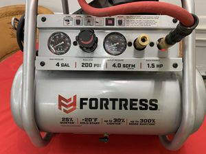 Fortress air compressor for Sale in South El Monte, CA