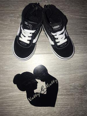 Baby / Toddler Vans Sk8 Hi Skate Shoe Size 5 $30 for Sale in Paramount, CA