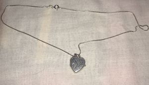 925 locket and chain for Sale in Puyallup, WA