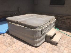 Balboa Hot Tub. Hot Tub Works for Sale in Scottsdale, AZ