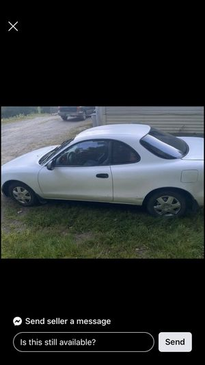 1990 Toyota Celica for Sale in ELIOTSVLE Township, ME