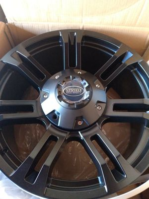 20x9 brand new wheels. Bolt pattern 5x114 5x127 for Sale in San Diego, CA