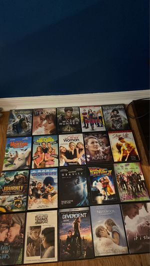 Any Movie $3 Each for Sale in Clermont, FL