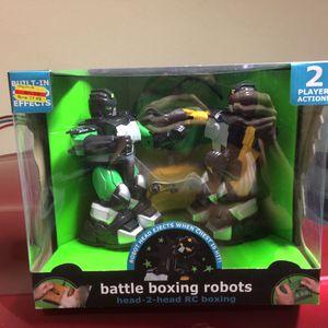 BATTLE BOXING ROBOTS for Sale in Coconut Creek, FL