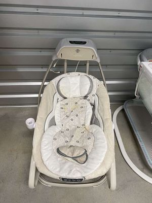 Ingenuity smart size Holden gliding swing for Sale in Vancouver, WA