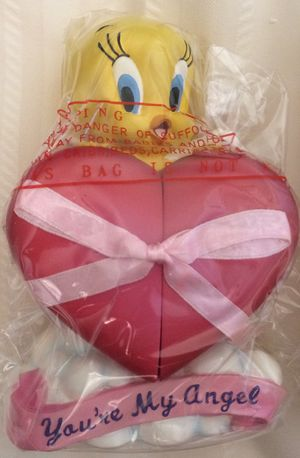 Collectible Warner Brothers Tweedy Bird Valentines Heart Frame Brand New for Sale in Los Angeles, CA