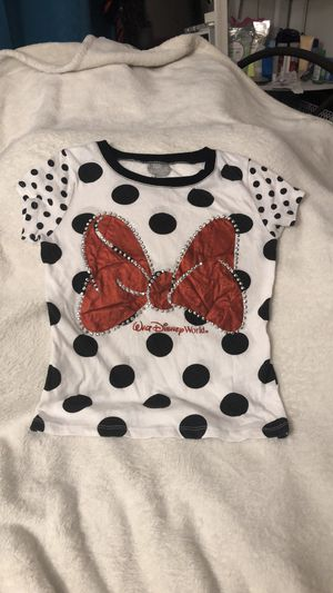 Disney Minnie Mouse top for Sale in Manassas, VA