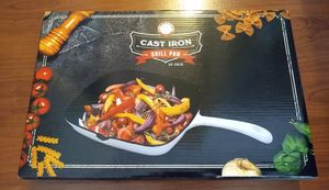 Cast Iron Grill Pan for Sale in Phoenix, AZ