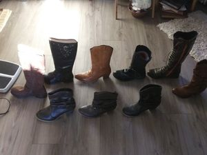 Boots size 6 for Sale in Glade Springs, WV