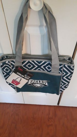 New Philadelphia Eagles 16 Can Cooler Tote for Sale in Voorhees Township, NJ