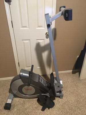 Sunny Health and Fitness Row Machine for Sale in Fayetteville, AR
