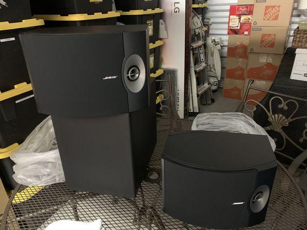Bose 301 Series V speakers/pair
