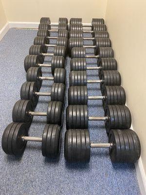 BIGGEST SALE OVER HERE! Dumbbells! Racks ! Bars! Curl bars! Olympic weights! Dumbbells rack! READ DESCRIPTION for Sale in Yalesville, CT
