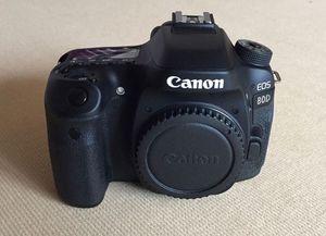 Canon 80d for Sale in Leonia, NJ