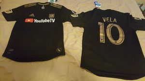 LAFC JERSEYS VELA for Sale in Commerce, CA