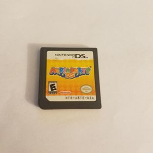 Ds GAME MARIO PARTY DS for Sale in Houston, TX