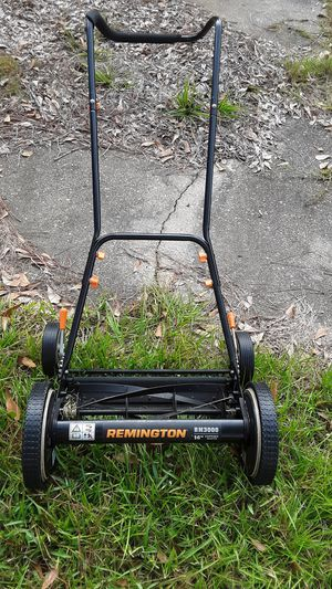 Reel lawnmower for Sale in Pascagoula, MS