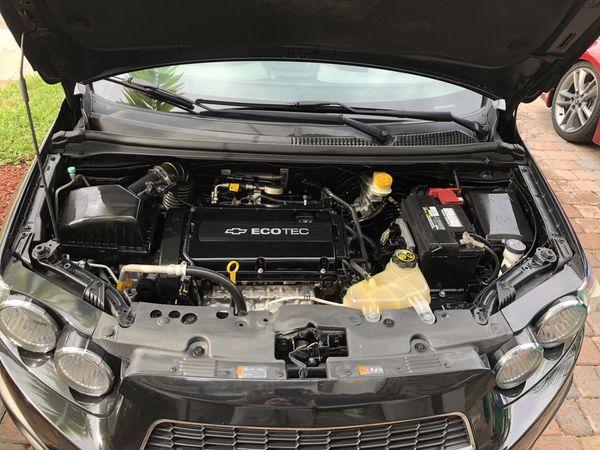 Chevy sonic 2012