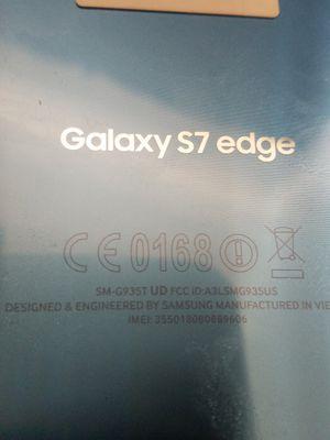 Samsung galaxy s7 edge for Sale in San Diego, CA