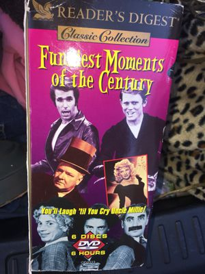 Collection of Funniest Moments DVD's for Sale in Modesto, CA