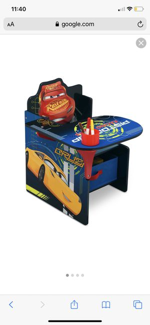 CARS desk | kids desk for Sale in Colton, CA