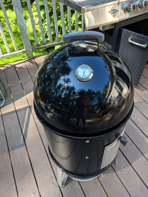 Weber smoker/grill for Sale in Carmel, ME