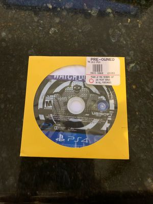Ps4 Watch Dogs 2 for Sale in Baldwin Park, CA