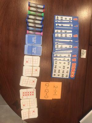 Math games for Sale in Gilbert, AZ
